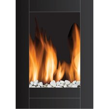 Monaco LED Fireplace with Remote Control