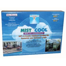 Greenhouse Extension Kit for the Mist and Cool System