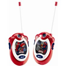Spider-Man Walkie Talkies