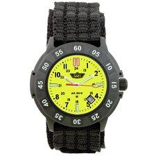 The Protector Men's Tritium H3 Round Face Watch