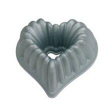 27 cm Antihaft-Backform Herz