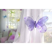 11 Piece Girls Nursery Room 3D Wall Décor Set