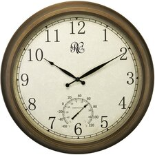 "Oversized 24"" Wall Clock"