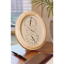 <strong>River City Clocks</strong> Mini Wall or Desk Weather Station