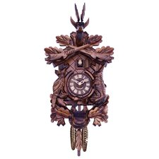 <strong>River City Clocks</strong> Hunter's Cuckoo Wall Clock