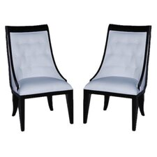 <strong>BOGA Furniture</strong> Santorini Dining Side Chair (Set of 2)