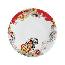 26.5 cm Dinner Plate in Red