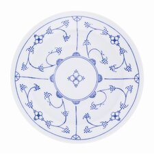 Touch! Soup Plate in White / Blue