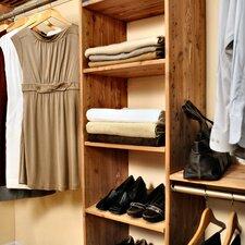 "Cedar 14"" Deep Closet Kit"
