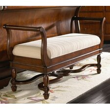 Louis Phillipe Bed Bench