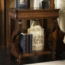 Louis Phillipe Open Nightstand
