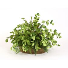 Topper Silk Floor Plant in Planter