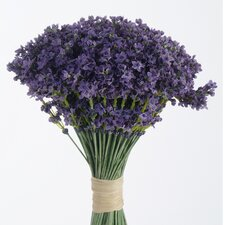DIY Bouquet Artificial Lavender Bouquet (Set of 6)