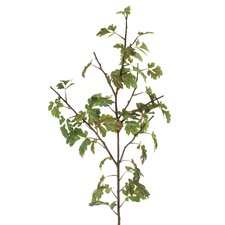 DIY Foliage Artificial Frosted Danica Branch (Set of 6)