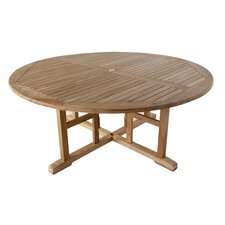 Stamford Round Wood Dining Table