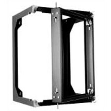 Standard Black Swing Gate Wall Rack