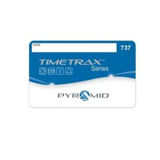 Time Trax EZ Swipe Cards #51-100