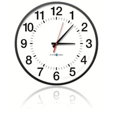 17-Inch Standard Synchronized Clock Battery Operated
