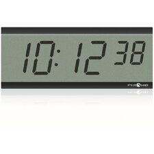 LCD Battery Operated Wireless Digital Time Clocks