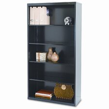"Tennsco Metal 68"" Bookcase"