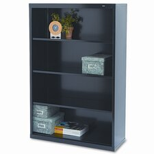"Tennsco Metal 55"" Bookcase"