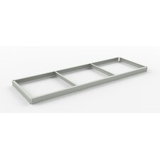 "Z Line Heavy Duty 84"" H 4 Shelf Shelving Panel"