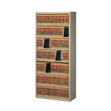 Large Fixed Shelf File Open Filing Unit