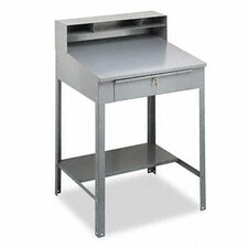 Open Steel Shop Desk