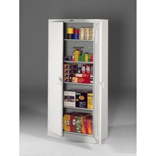 "<strong>Tennsco Corp.</strong> Assembled Deluxe 24"" Deep Storage Cabinet"