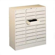 <strong>Tennsco Corp.</strong> 30 Drawer Organizer, Legal Size