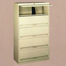 Fixed Shelf Lateral File