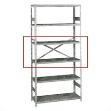 Pair of Extra Shelves for Standard Shelving Package