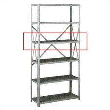 <strong>Tennsco Corp.</strong> Extra Shelf for Q Line Box-Formed Shelving