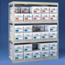 Archive 4 Shelf Shelving Unit Starter