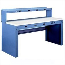 Electronic Workbench, Steel Top