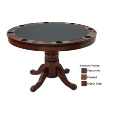 Round Poker Table
