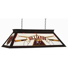 4 Light Billiard Light
