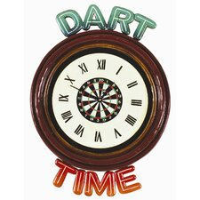 Dart Time Wall Clock