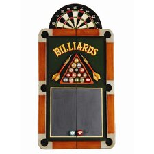 <strong>RAM Gameroom Products</strong> Billiards Dartboard Cabinet
