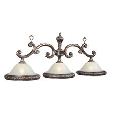 3 Light Billiards Light