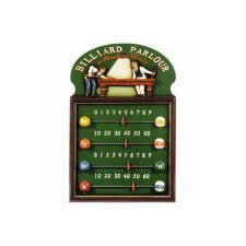 <strong>RAM Gameroom Products</strong> Billiard Parlour Scoreboard