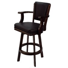 Swivel Barstool with Arms