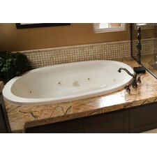 "<strong>Hydro Systems</strong> Designer Galaxie 60"" x 38"" Bathtub"