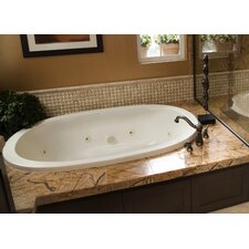 "<strong>Hydro Systems</strong> Designer Galaxie 60"" x 38"" Air Tub with Thermal System"