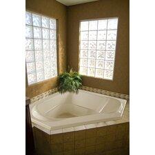 """Designer Clarissa 55"""" x 21"""" Whirlpool Tub"""