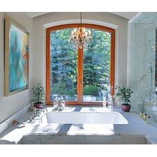 "Designer Kira 60"" x 32"" Whirlpool Tub"