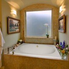 "Designer Fuji 60"" x 40"" Whirlpool Tub"