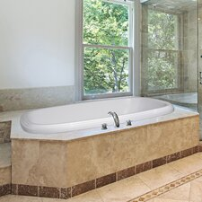 "<strong>Hydro Systems</strong> Designer 66"" x 38"" Sylvia Bathtub with Combo System"