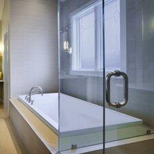 """Designer 66"""" x 36"""" Versailles Bathtub"""