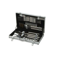 30 Piece BBQ Toolkit with Case